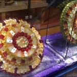 Мобилофото:Инсбрук: тортики из желатинок