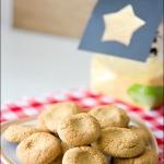 Печенье из поленты