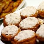 Пончики на Хануку