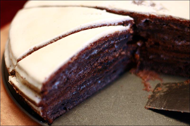 Рецепт черемухового торта вкусный