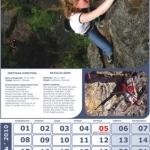 Скалолазный календарь 2010
