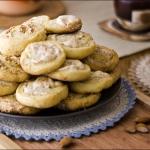 Творожно-ореховое печенье