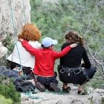 Район Siurana, Valley Crags, сектор Espero Primavera