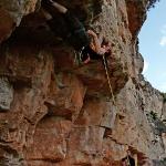 Район Siurana, Village Crags, сектор Can Melafots