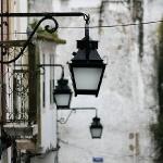 Улочки старого города в Эворе
