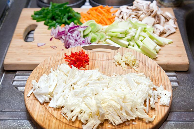 Овощи для тямпона