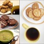 Выпечка и еда при диете на ГВ