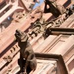 Собор на главной площади Фрайбурга