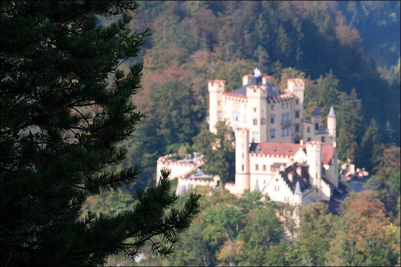 Старый замок - Хоэншвангау