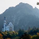 Вид на Neuschwanstein