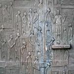 Двери какой-то церкви