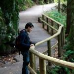 Национальный парк у водопадов