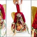 Кукла-подарок от Оли