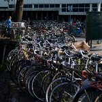 Амстердам, привокзальная площадь