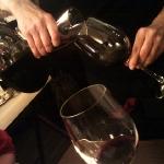 Вино из декантера!