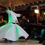 Стамбул, танец дервиша
