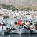 Порт Потии, Калимнос