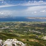 Вид на Псеримос и Калимнос
