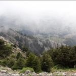 Тропа на вершину Dikeos