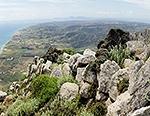 Кос. Панорама с хребта Dikeos (превью)