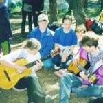 1998 год. Ильменский фестиваль
