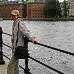 2005 год. Стокгольм