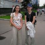 2005 год. В гостях у Маши
