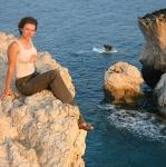 2006 год. Кипр, скалы Афродиты
