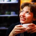 2008 год. Любимая кофеенка на Покровке