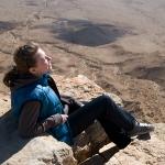 2010 год. Израиль, Митцпе-Рамон
