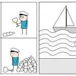 Приключения капитана Хм..., разворот 9
