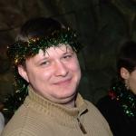 Новый год 2008 для Озон.ру