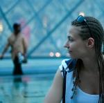 Я привезла свои косички в Париж :)