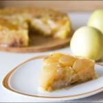 Янтарный пирог по рецепту Татьяны Толстой