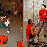 Детский праздник в Скала-сити