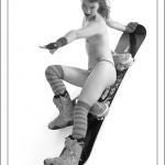 Заготовки сноубордического календаря (by LJivoi)