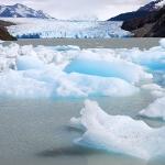 Национальный парк Torres del Paine, ледник Gray