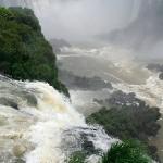 Водопады Игуасу, бразильская сторона